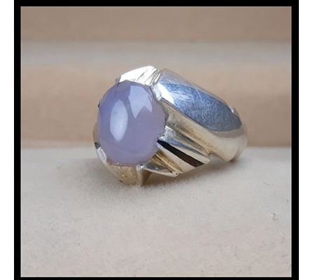 Burgundy-agate-ring-No.110036-1