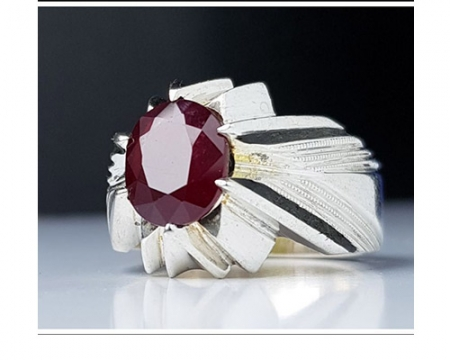 Red-ruby-ring-No.110025-1